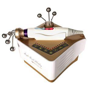 Micro Current Ion Beauté EMS Stimulateur Galvanic Spa microcourants BIO Visage machine de levage avec 2 têtes en option Soins de la peau