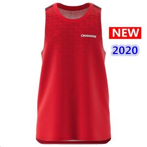 2020 Cruzado Primeblue Super Rugby Jersey Nueva Zelanda camisa casera Rugby jerseys Liga cruzados rendimiento Singlet de rugby Jersey