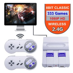 Handheld Game Console Portable 2.4G Wireless Video Joystick Classic Games Player HD1080P 333 Game Controller for kids Gift