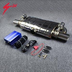 Vuoto marmitta con Vacuum Pump ritaglio Valve Control Imposta semplice aspirazione a doppia uscita 2 kit Valvola Remoter controllo