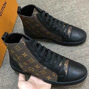 diseño de lujo nuevos zapatos [Caja Original] de lujo del perno prisionero de las zapatillas de deporte camuflajedesShoes Calzado Hombres, Mujeres Pisos Rockrunner Formadores C