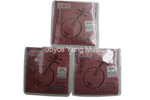 3 Sets of Alice AT711 Yue Qin Strings Stranded Steel Core Copper Alloy Wire&Nylon Core Strings 1st-4th Strings Free Shipping