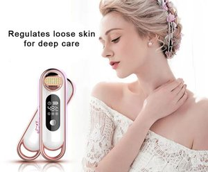 Hot Sale RF Facial Beauty Equipment Electric Face Lifting Skin Tighten Remove Wrinkle Massager Rejuvenation Anti-aging Shrink Pores Machine