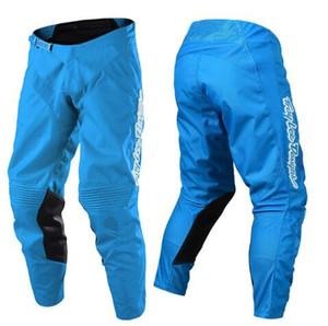 Nuevos productos de alta calidad de la motocicleta de descenso pantalones frescos MTB DH poliéster MX Pantalones ATV XC Cross Country BMX Motocross