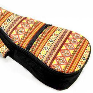 Soprano Concert Tenor Ukulele Bag Backpack Cotton Padded Bag Gig Bag Guitar Case Parts Accessories