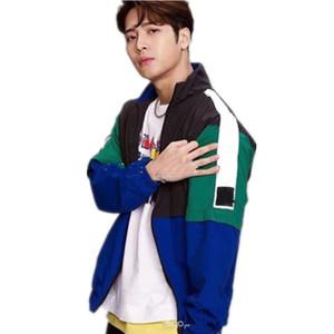 Escudo de la marca masculina de encapuchados Deportes Ocio Otoño e Invierno de Nueva suéter hombre de la manera más el tamaño de la capa S-2XL