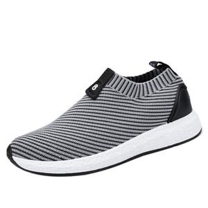 SAGACE 2020 Повседневная обувь мужчины плоские кроссовки дышащая мода сетка мужские кроссовки летние кроссовки Мужская обувь большой размер