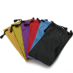 mobili Accessori per cellulari panno di stoffa accessori del telefono di stoccaggio sole gli occhiali da sole vetri di colore bag