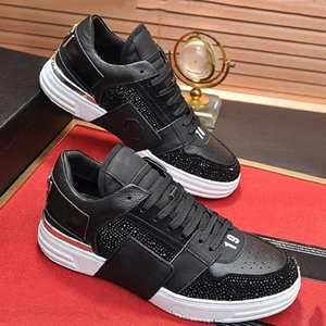 Casual Men Shoes Breathable Comfortable Sneakers Chaussures Pour Hommes Phantom Kick $Lo -Top Camouflage Luxury Men Shoes Sports Drop ia08