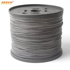 Free Shipping UHMWPE Fiber Sleeve With Uhmwpe Fiber Core 2mm 500M Towing Rope