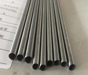 Mais confiável tubo de titânio puro e tubo de liga de titânio tubo de escape de parede fina de titânio venda quente