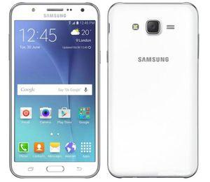 Recuperado Original Samsung Galaxy J7 J700F Octa Núcleo 1.5GB / 16GB 13MP 5.5 polegadas Dual Sim 4G LTE Desbloqueado Mobile Phone