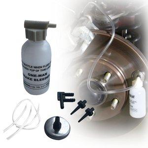 Freios Garrafa franquia Car Brake Fluid Mudança Kits Um Homem Brake Bleeder Kit pequeno sangramento Kit # 0611
