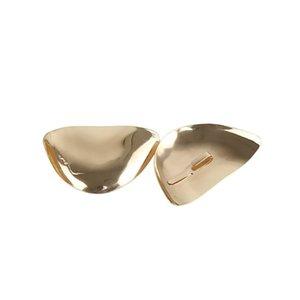 10 ADET / Hollow Out Tahıl Metal Merkez Kapağı Tamir Parçaların çok Sivri Ayakkabı Koruma Ayakkabı Tamir Broken İpucu Seti
