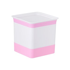 Multifunctional Desktop Storage Box Assembled Desktop Trash Can with Mobile Phone Bracket Cosmetic Snack Storage Box