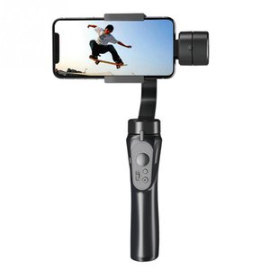 Smooth Smart Phone Stabilizing H4 Holder Handhold Gimbal Stabilizer for Iphone Samsung Action Camera