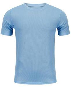 2019 men's tight clothes running short-sleeved quick-drying T-shirt 2239