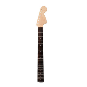 BIG HEAD 22 Frets Maple Guitar Neck Rosewood Fingerboard For ST Strat Replacement