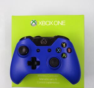 소매 패키지 쇼크 컨트롤러와 XBOX ONE 블루투스 무선 게임 패드 진동 게임 컨트롤러 조이스틱 들어 PS4 PC 게임 핸들