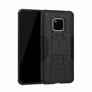 6.39inch For Huawei Mate 20 Pro Case Heavy Duty Armor Shockproof Hybrid Hard Soft Silicone Rugged Rubber Phone Case Cover