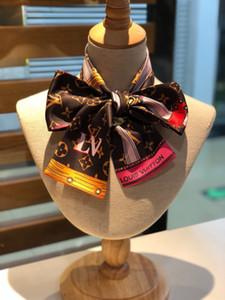 2019 nuevo ms cinta de seda de doble capa 1164 de Europa y la alta calidad de la venta Estados Unidos bufanda comodín moda, cinta de pelo, bolsos acce