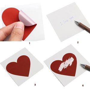 8Pcs DIY reizendes Graffiti Malerei Scratch-Karten-Postkarte Beschichtung Nachricht versteckte Surprises Scratch Aufkleber Vintage Set-Zeichnungs-Spielzeug