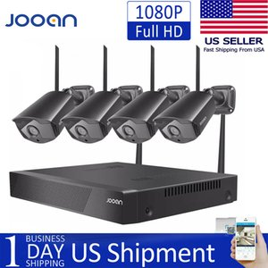 Wireless WIFI 1080P Security Camera System HD-MI 4CH NVR Outdoor Home Set