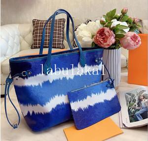 bolsas em bolsas de couro de flor selo personalizado quente bolsa de moda totes compostas grande capacidade de designer sacos de compra