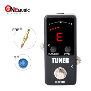 Fanger FTN2 Led Screen Mini Pedal Tuner Guitar Effect Pedals