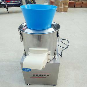 Type coupé électrique légumes chaud commercial 25A boulettes de légumes machine à machine de remplissage légumes machine de découpe de granulés