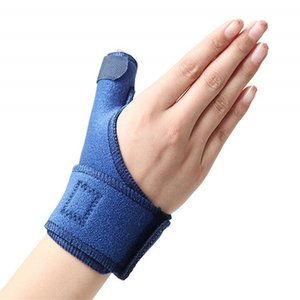 S1003 Thumb Brace, Thumb Wrist Spica Stabilizer Splint for Pain Relief, Arthritis, Tendonitis, Sprained and Carpal Tunnel