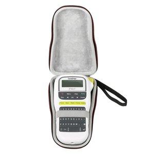 Женщины Мужчины Caseling Hard Case Fit сумки для Brother P-Touch PTH110 Easy Label Maker Portable