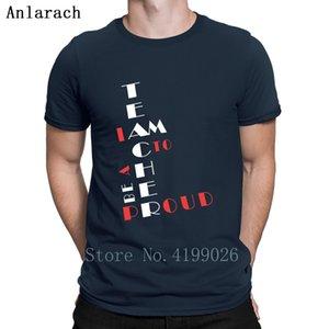 Maestro maglietta superiore primavera Impressionante Meglio Tshirt Per Uomo o collo Abbigliamento naturale Anlarach creativo