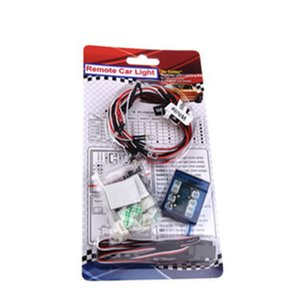 FUSE MODEL RC LED Lighting System Kit for All RC Cars and Trucks 1 10th Scale and Smaller 1PCS