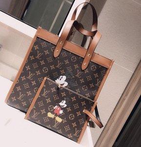 Stili di moda Borse 2020Ladies designer borse Borse Donna Tote Bag Luxury Brands borse a tracolla singola Zaino borsa H020