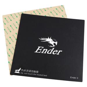 montão 3 Printer Parts Acessórios Creality 3D Buil Superfície Calor Bed Plataforma Etiqueta Sheet235x235mm para Ender-3 / Ender-3 PRO 3D Prin ...