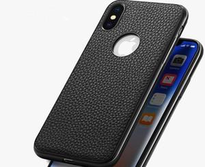 Cas de téléphone portable de mode pour IphoneX IphoneXS Iphone7 / 8 Cas d'Iphone7 / 8PLUS La nouvelle arrivée TPU + Silicone Matériel Cas de téléphone portable Free Shipp