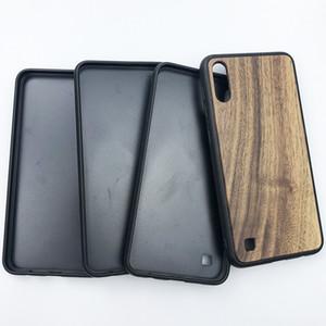 리얼 우드 휴대 전화 케이스 삼성 A10 M30 빈 나무 + TPU 삼성 아이폰 화웨이 케이스 수있는 사용자 정의 귀하의 디자인