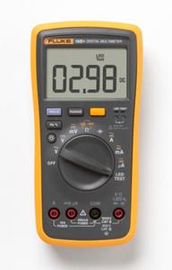 Últimas Fluke 18B Além disso AC DC Voltage Digital atual multímetro DMM com frete LED DE