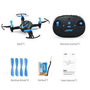 JJRC H48 Quadrotor 6 Axis RC Micro rc Dron controle remoto carregado Rc Helicopter presente Vs H8 Dron melhores brinquedos para crianças