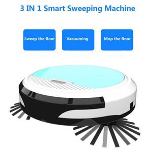 Nuovo robot spazzante intelligente PHILBOT Famiglia spazzare automaticamente il pavimento Spazzolatrice Pulire l'aspirapolvere