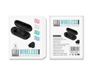 DT-7 macaron TWS sans fil de Bluetooth écouteurs Sport casque vs BOUTONS Tour 3 pour iPhone x 11 de qualité supérieure