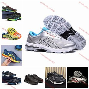 Asics casual shoes xshfbcl 2020 GEL - KAYANO 26 Sportschuhe für Männer Frauen Wolke weiß schwarz Oreo ultraboost 5,0 Herren atmungsaktive Sport Roller Schuhe