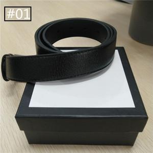 Luxus-Gürtel Herren Designer Gürtel für Frauen-Knopf Großen Goldknopf und Pearl Gold Buckle Designer Gürtel Versand mit Box 1