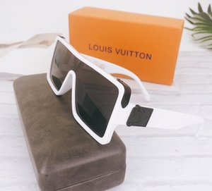 2020 The Latest Selling Top Quality Popular Fashion Men Luxur Designer Sunglasses 0937 Square Plated Metal Combination Frame