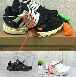 L'alta qualità 2020 Hot Presto V2 Ultra BR TP QS off Nero Bianco Rosso X Casual Shoes ammortizzatore economico presti donne degli uomini scarpa da tennis 36-46