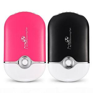 Mini USB Fan Air Conditioning Blower Glue Makeup Grafted Eyelashes Dedicated Dryer Nail polish Fast Dry Eyelash Extension Tool BV