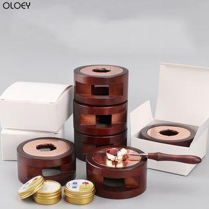 1pcs Stove Pot Wax Spoon for Wax Seal Stamp Greeting Card Seal  Sticks Warmer Melting Glue Furnace Tool Melting Furnace