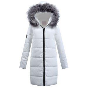 Manteau JAYCOSIN Femmes Femmes hiver vers le bas coton dames Parka manteau à capuchon Veste matelassée Outwear 2019 femmes doudounes