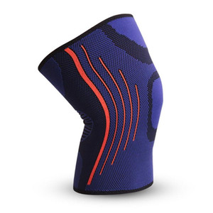 1 Pcs of Warm Knitted Sports Knee Pad for Knee Compression Sleeve Support for sports Arthritis Neutral Recovery